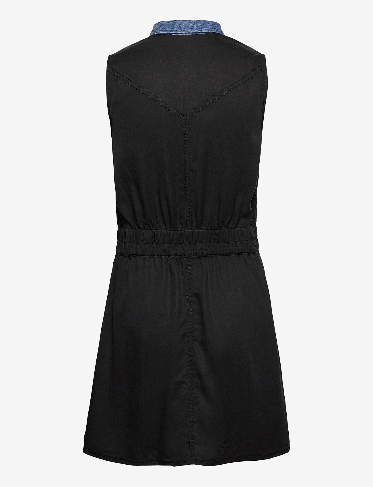 Desigual - VEST SIDNEY - kläder - negro - 1