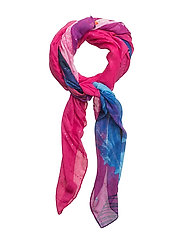 FOULARD COREL REC - PURPLE POTION
