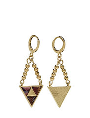 Desigual Accessories - Pend Peruvian Triangle