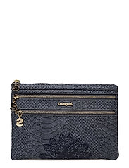 MONE AQUILES MULTI ZIP - NAVY