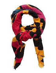 SCARF ANIMAL - NEON PINK