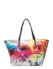 Bols Sigma Sicilia Bags Shoppers Fashion Shoppers Multi/mönstrad DESIGUAL ACCESSORIES