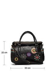 Desigual Accessories - BOLS CARLINA LOVERTY - handväskor - marron oscuro - 4