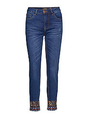 DENIM MIAMI - DENIM MEDIUM WASH