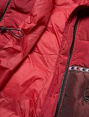 Desigual - PADDED SAKARI - wyściełane płaszcze - borgoÑa - 10