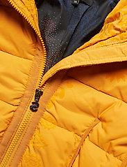 Desigual - PADDED SUNNA - padded jackets - banana - 6
