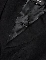 Desigual - ABRIG RAMAL - wełniane płaszcze - negro - 2