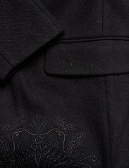 Desigual - ABRIG RAMAL - wełniane płaszcze - negro - 3