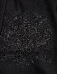 Desigual - ABRIG RAMAL - wełniane płaszcze - negro - 4