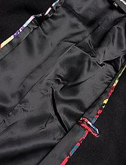 Desigual - ABRIG RAMAL - wełniane płaszcze - negro - 5