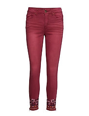 PANT MIAMI COLORS - BIKING RED