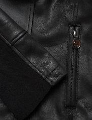 Desigual - CHAQ BROWARD - læderjakker - negro - 6