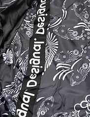 Desigual - PADDED ALFA - dun- & vadderade jackor - negro - 6
