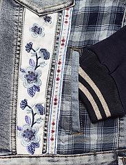 Desigual - CHAQ TAMAR - jeansjackor - denim medium light - 3