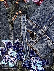 Desigual - CHAQ BALT - jeansjackor - denim medium dark - 3