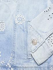 Desigual - CHAQ CALM - jeansjackor - denim light wash - 3