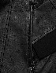 Desigual - CHAQ OSLO - skinnjackor - negro - 3