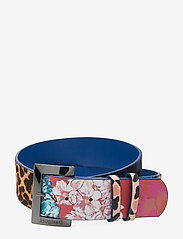 Desigual Accessories - BELT DAY&NIGHT - paski - red ocre - 0