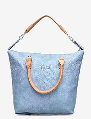 Desigual Accessories - BOLS HELA KONN - sacs à anse - azul media noche - 4