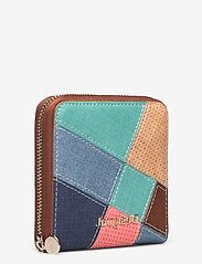 Desigual Accessories - MONE CENTAURI ZIP SQUARE - wallets - camel - 1
