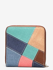 Desigual Accessories - MONE CENTAURI ZIP SQUARE - wallets - camel - 2