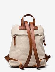 Desigual Accessories - BACK CALLIE NANAIMO - ryggsäckar - crudo beige - 1