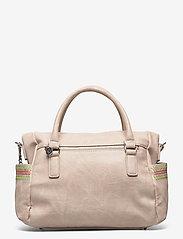 Desigual Accessories - BOLS CARLINA LOVERTY - handväskor - crema - 1