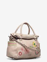 Desigual Accessories - BOLS CARLINA LOVERTY - handväskor - crema - 2