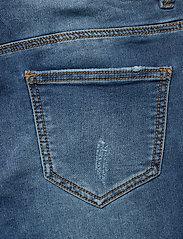 Desigual - DENIM SANFORD - jeans droites - denim dark blue - 4