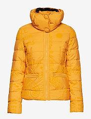 Desigual - PADDED SUNNA - padded jackets - banana - 1