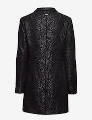 Desigual - ABRIG SIMONE - wełniane płaszcze - negro - 2