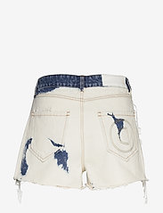 Desigual - DENIM KALGARY - short en jeans - denim bleach - 1