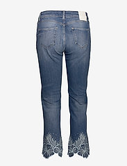 Desigual - DENIM HAWIBI - straight jeans - denim medium wash - 1