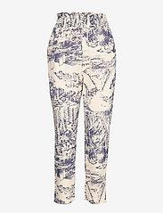 Desigual - PANT TROPICAL - pantalons droits - crudo - 2