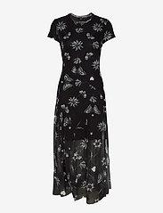 Desigual - VEST AUSTIN - midi jurken - negro - 0