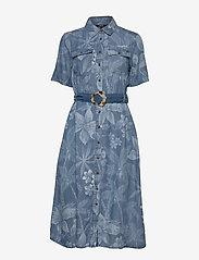 Desigual - VEST KATE - blousejurken - multicolor azul - 0