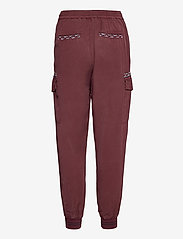 Desigual - PANT GRETA - kläder - borgoÑa - 1