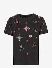 Desigual - TS BRI-YOU - t-shirts - negro - 0