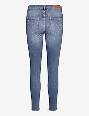 Desigual - DENIM MIAMI SU - skinny jeans - denim dark blue - 1