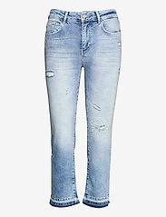 Desigual - DENIM PONDI - raka jeans - denim medium light - 1
