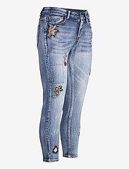 Desigual - DENIM MONACO - boyfriend jeans - denim medium wash - 3