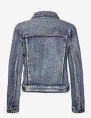 Desigual - CHAQ BALT - jeansjackor - denim medium dark - 1