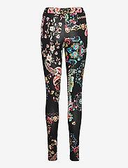 Desigual - LEGGING GALACTIC - leggings - negro - 1
