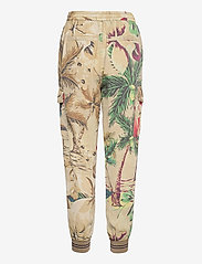 Desigual - PANT TOUCHE - kläder - beige safari - 1
