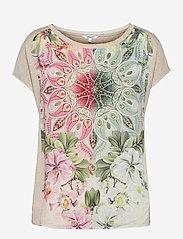 Desigual - TS COPENHAGUE - t-shirts - rosa helado - 0