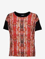 Desigual - TS LOMBOK - t-shirts - negro - 0