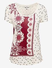 Desigual - TS ESTAMBUL - t-shirts - crudo - 0
