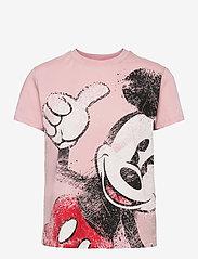 Desigual - TS OK MICKEY - t-shirts - candy pink - 0