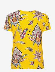 Desigual - TS LEMARK - t-shirts - amarillo canario - 1