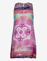Desigual - VEST NANA - tunikor - rosa glamour - 1